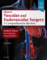 Moore's vascular and endovascular surgery : a comprehensive review 표지이미지