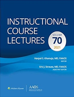 Instructional Course Lectures v.70 표지이미지